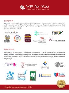 CSR Działania