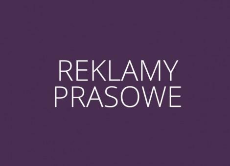 REKLAMY PRASOWE